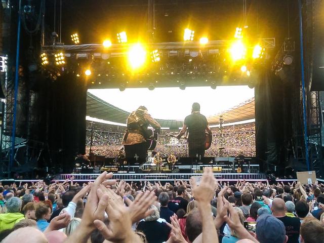 Bruce Springsteen in Berlin