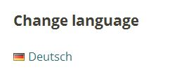 change-language