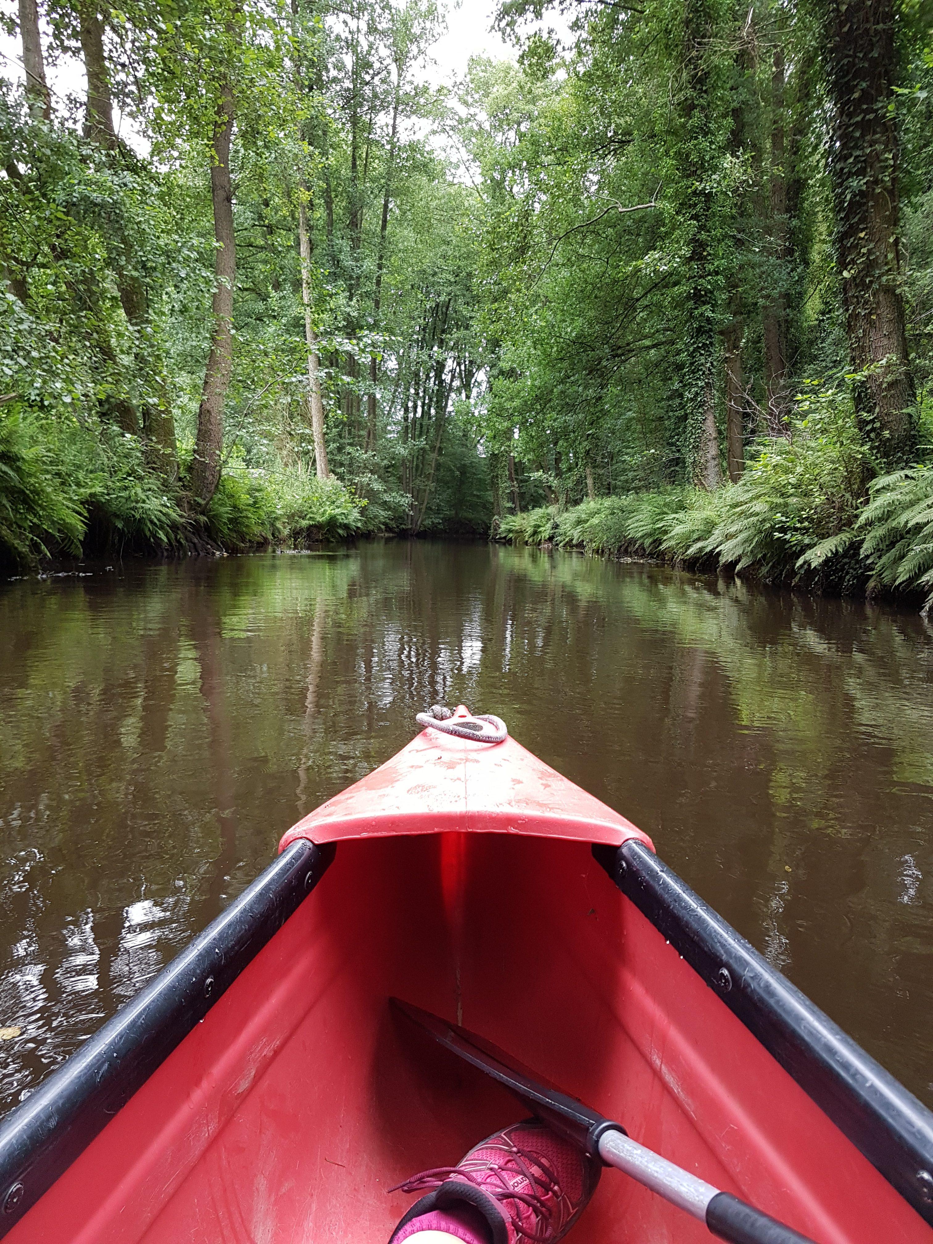 Kanufahren Canoeing 001