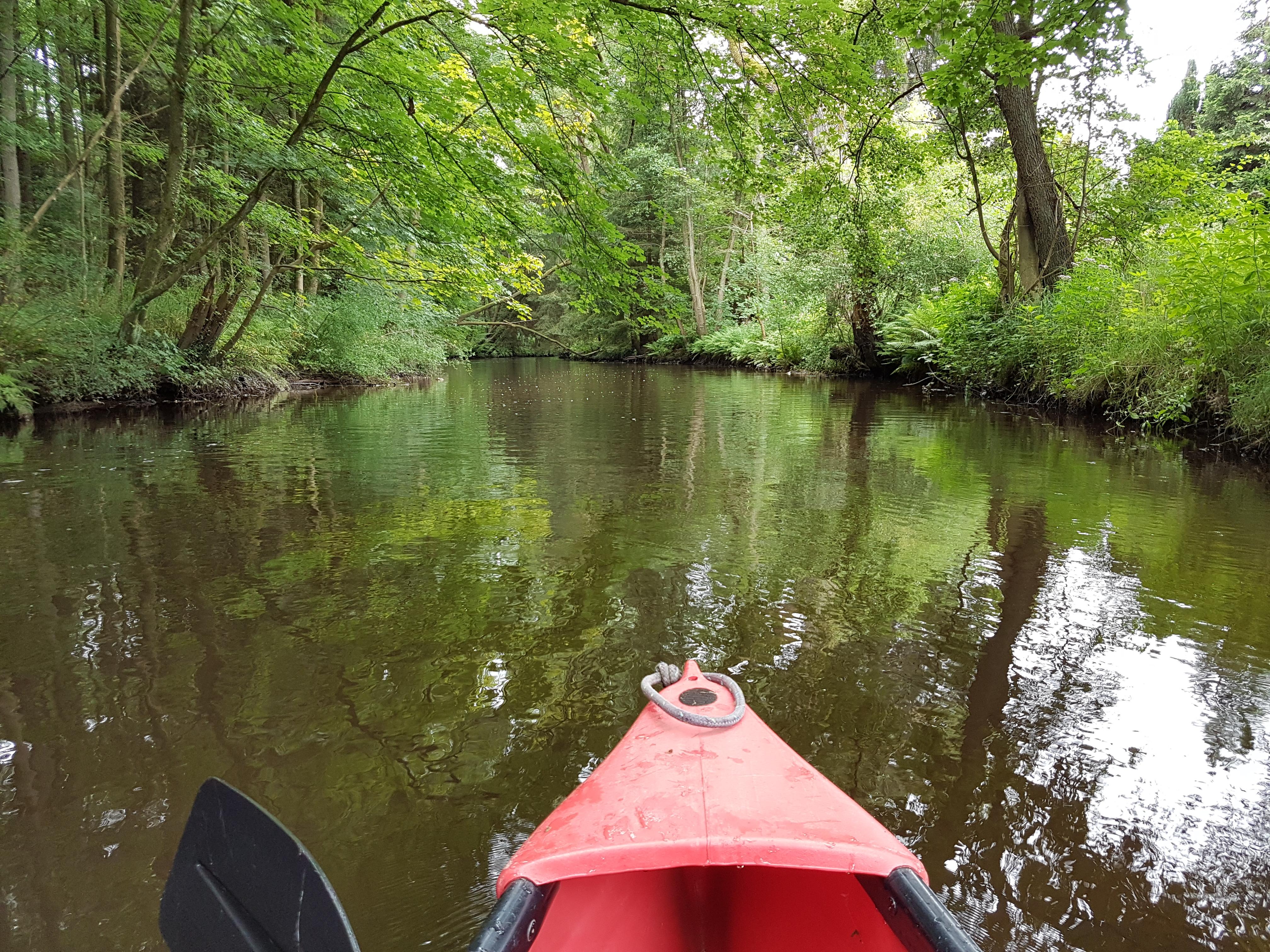 Kanufahren Canoeing 005