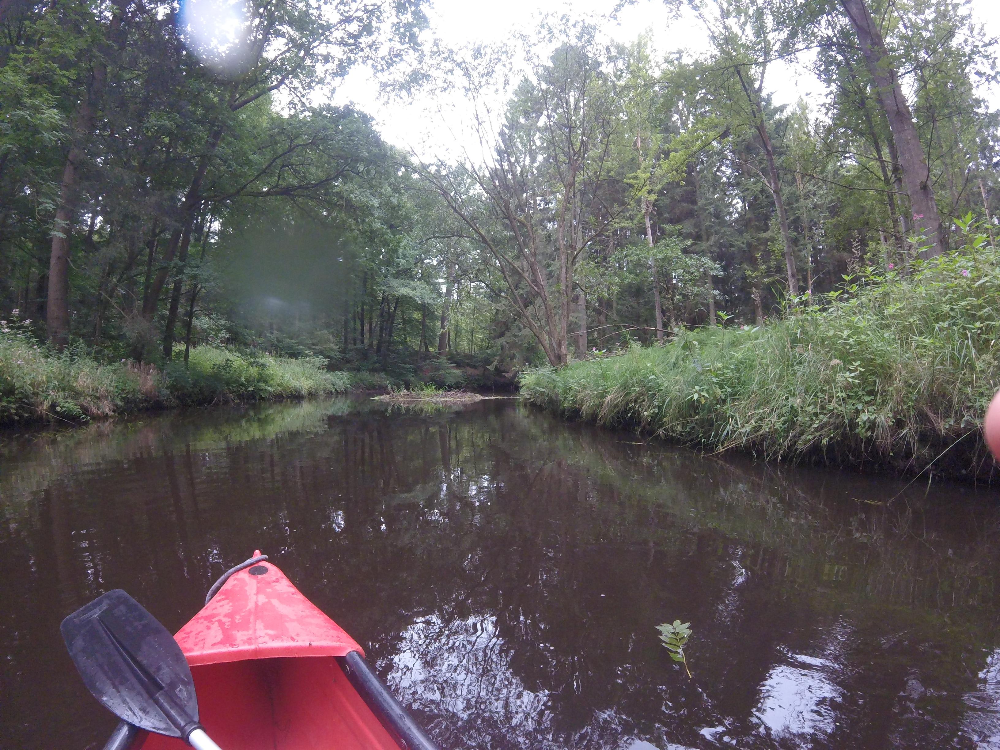 Kanufahren Canoeing 010